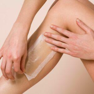 waxing benen cleyo schoonheidssalon
